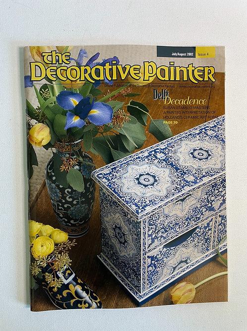 Decorative Painter July 2002