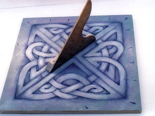 Finished Celtic Sundial
