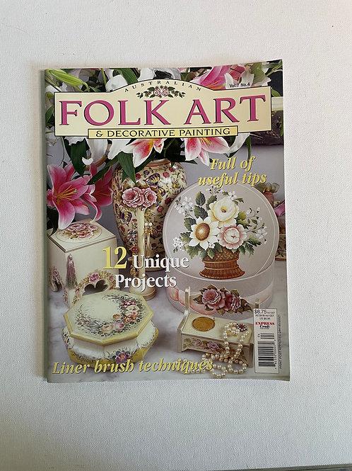 Au Folk Art Vol 7 #4