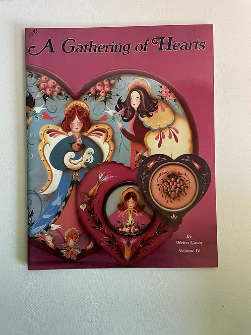 A Gathering of Hearts #4 by Helen Cavin