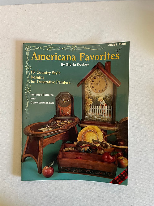Americana Favorites, Gloria Koskey