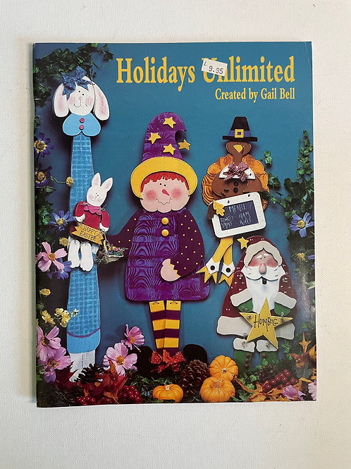 Holidays Unlimited by Gail Bell