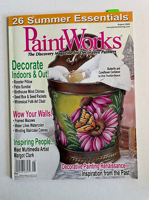PaintWorks 8/2009