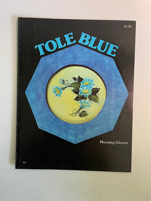 Tole Blue by Annie Richardson