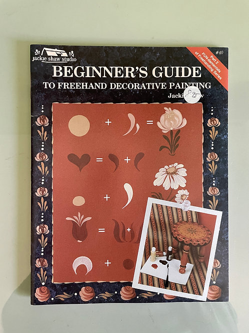 Beginner's Guide by Jackie Shaw