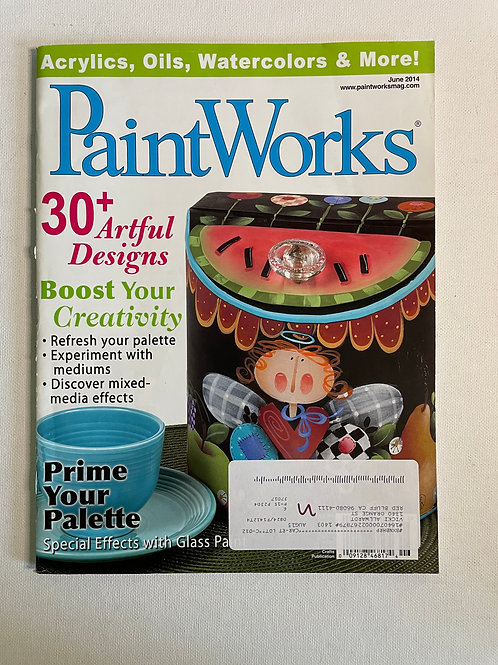 PaintWorks 6/2014