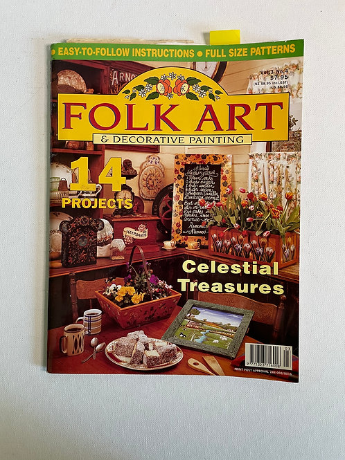 Au Folk Art Vol 3 #4