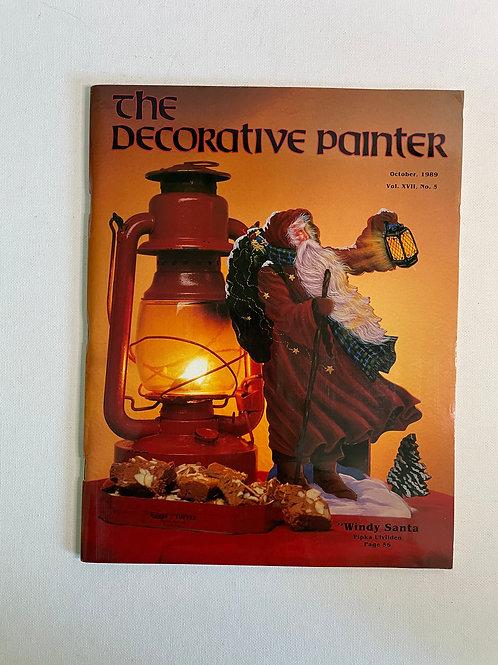 Decorative Painter Oct. 1989