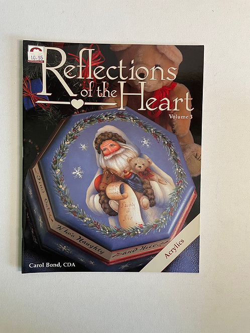 Reflections of the Heart #3 by Carol Bond