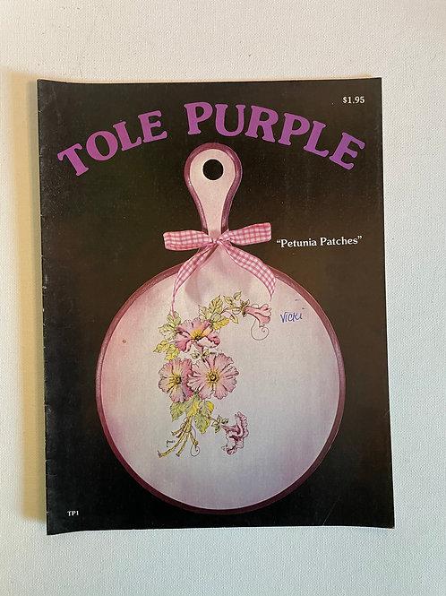 Tole Purple, Annie Richardson