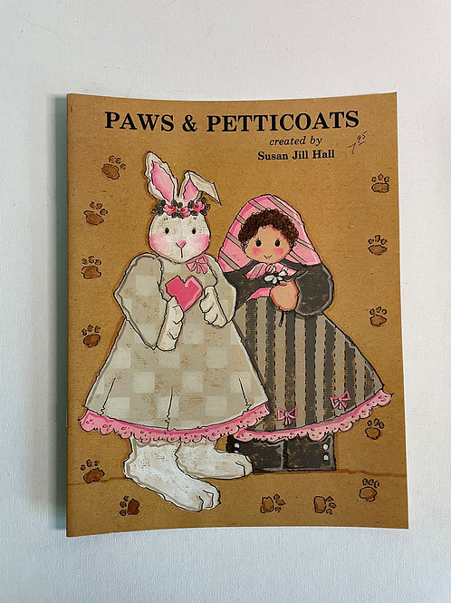 Paws & Petticoats by Susan Jill Hall