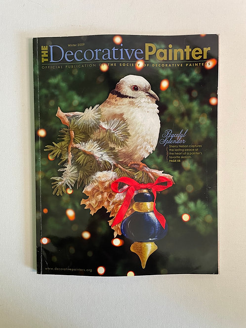 Decorative Painter Winter 2009