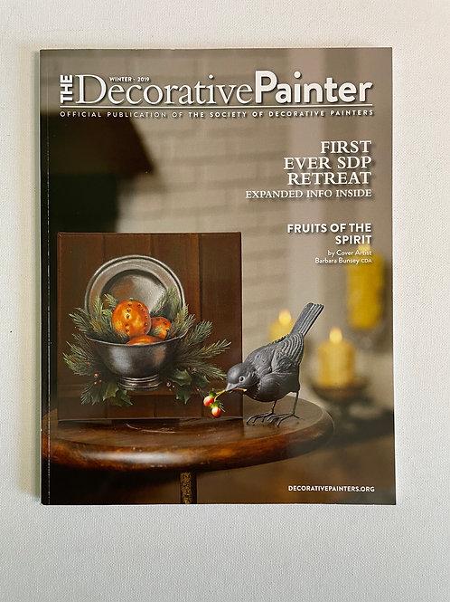 Decorative Painter Winter 2019
