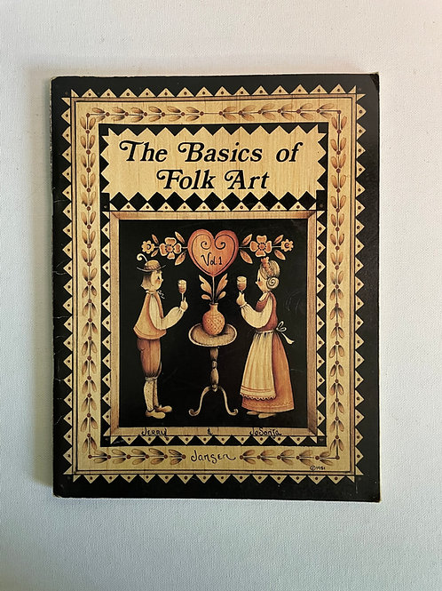The Basics of Folk Art by JoSonja