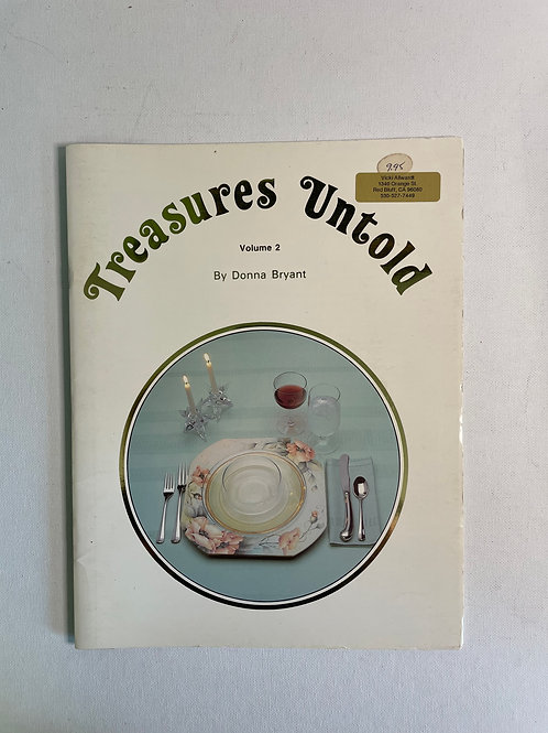 Treasures Untold #2  by Donna Bryant
