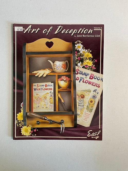 Art of Deception #2 by Jane Barrientos