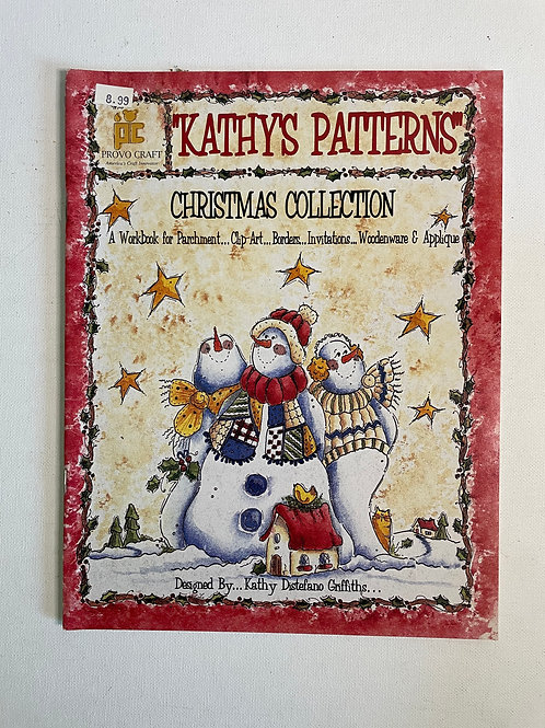 Kathy's Patterns Christmas by Kathy Griffiths