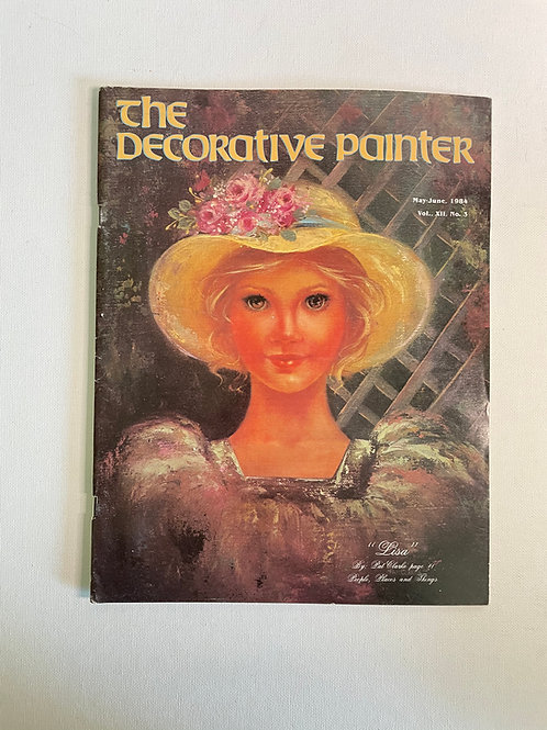 Decorative Painter May 1984