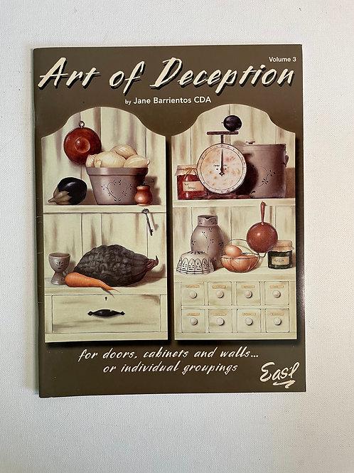 Art of Deception #3 by Jane Barrientos
