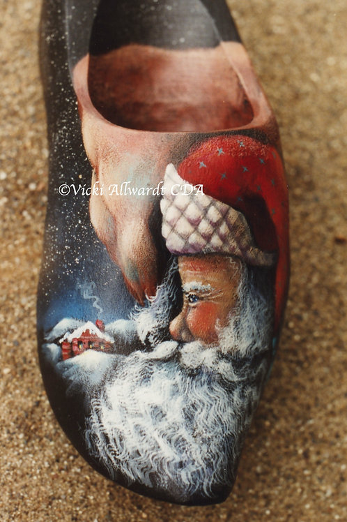 Santa's Wooden Shoe ePacket