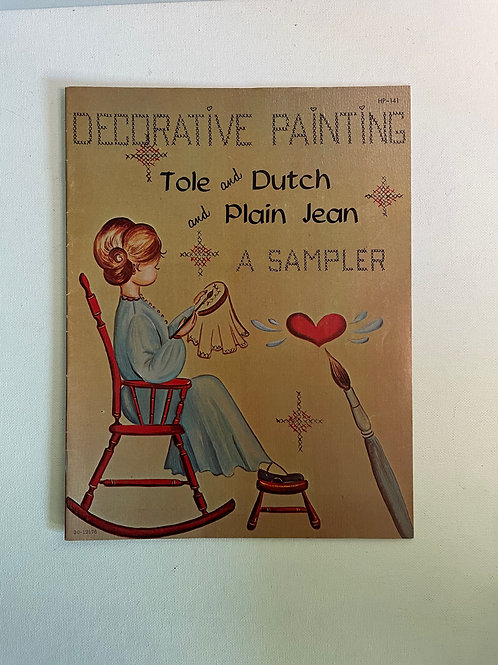 Decorative Painting A Sampler by Jean Wortham