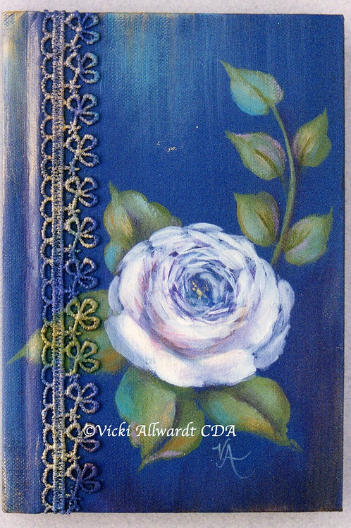White Rose and Lace ePacket