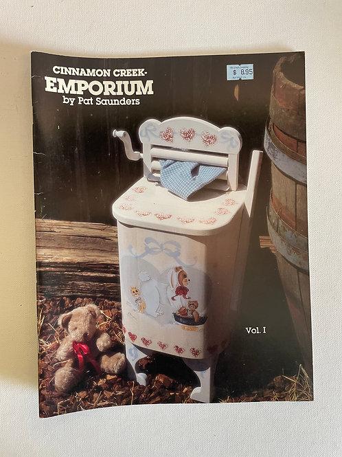 Cinnamon Creek Emporium, Pat Saunders