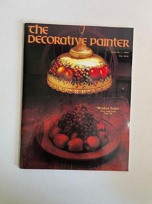 Decorative Painter #1 1990