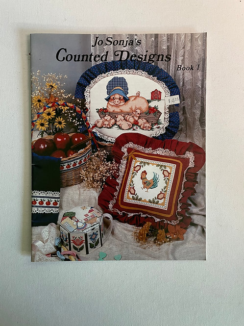 Counted Designs Book #1 by JoSonja