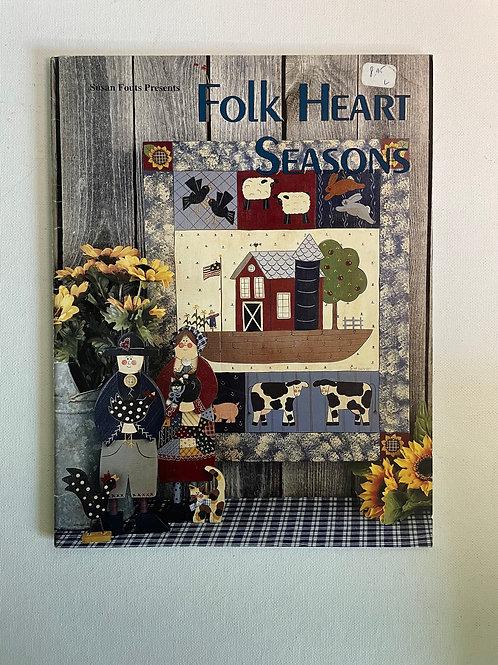 Folk Heart Seasons by Susan Fouts