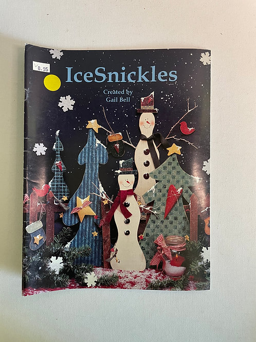 IceSnickles by Gail Bell