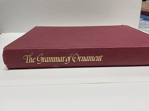 Grammar of Ornament by Owen Jones