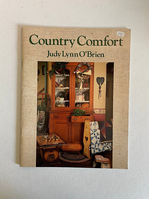 Country Comfort, Judy Lynn O'Brien