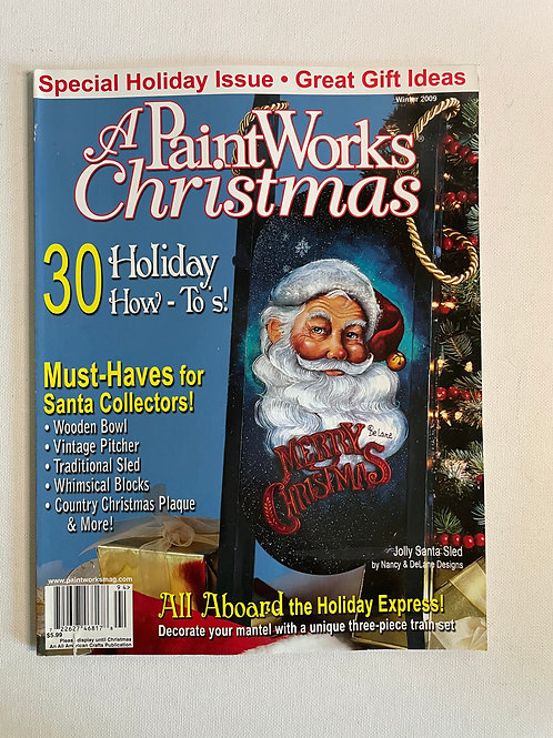 A PaintWorks Christmas 2009