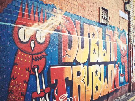 Love Dance in Dublin