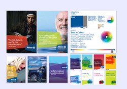 Allianz Global brand refresh