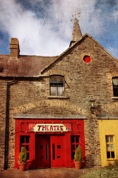 Red theatre.