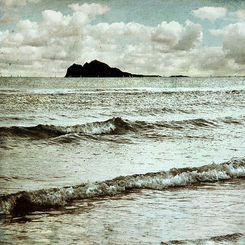 A walk along the shore ...