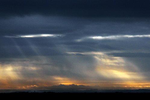 The golden horizon ...