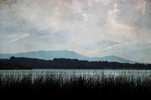 Evening at the lake.