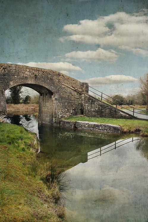 Across the horse bridge ...