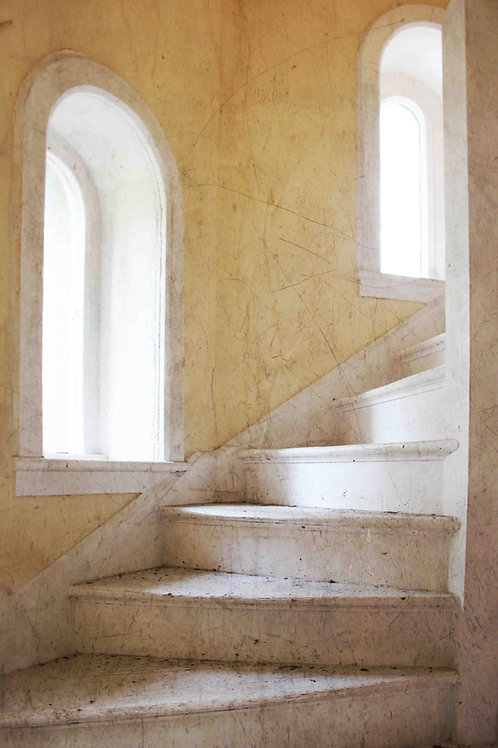 The White Staircase.