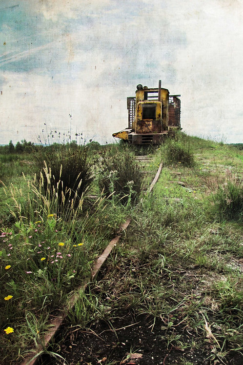Old tracks ...