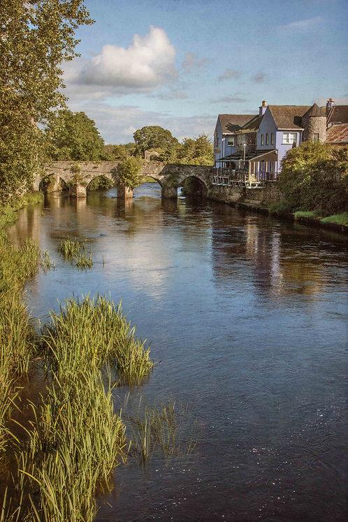 The Bridge on the River Boyne.