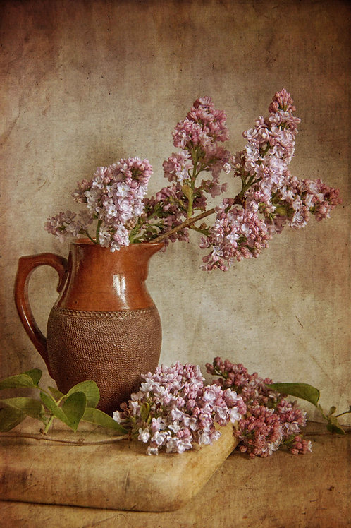When the lilac blooms.