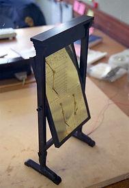 HP2 Dumbledore's office Mini Blackboard
