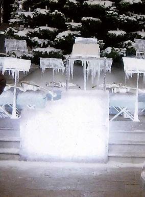 ice steps