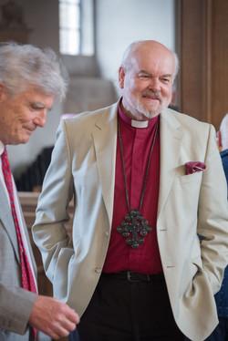 Bishop of London, Richard Chartres