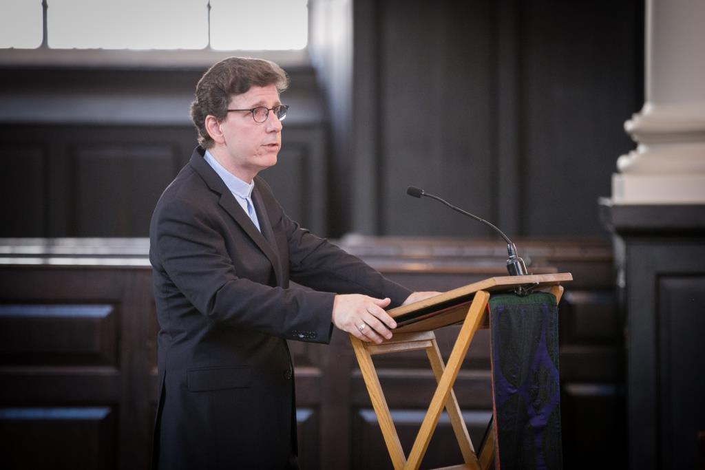 Rev Paul-Gordon Chandler, Founder and President of CARAVAN