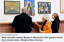 Religion News Service article on Abraham Exhibition